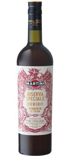 MARTINI RISERVA RUBINO VERMOUTH ITALIANO 750ML