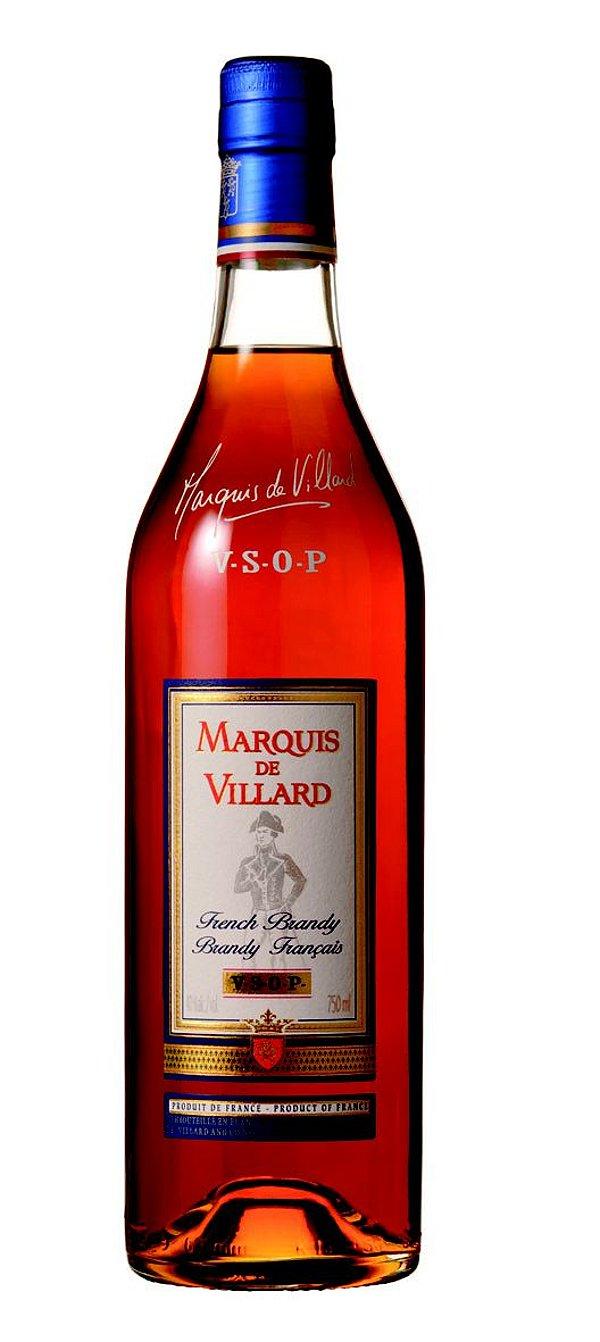 MARQUIS DE VILLARD VSOP BRANDY FRANCES 750ML