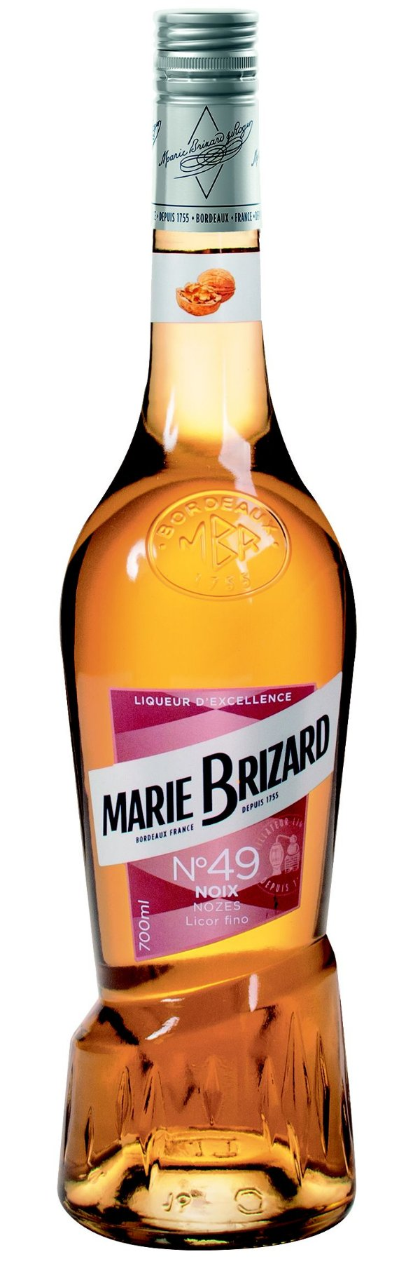 MARIE BRIZARD NOZES 700ML