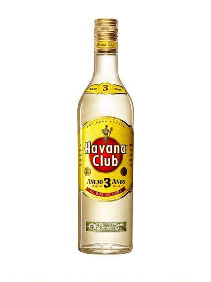 Havana Club Rum 3 anos Cubano 750ml