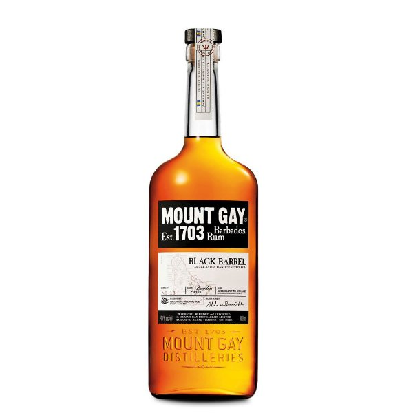 MOUNT GAY BLACK BARREL GOLD 700ML