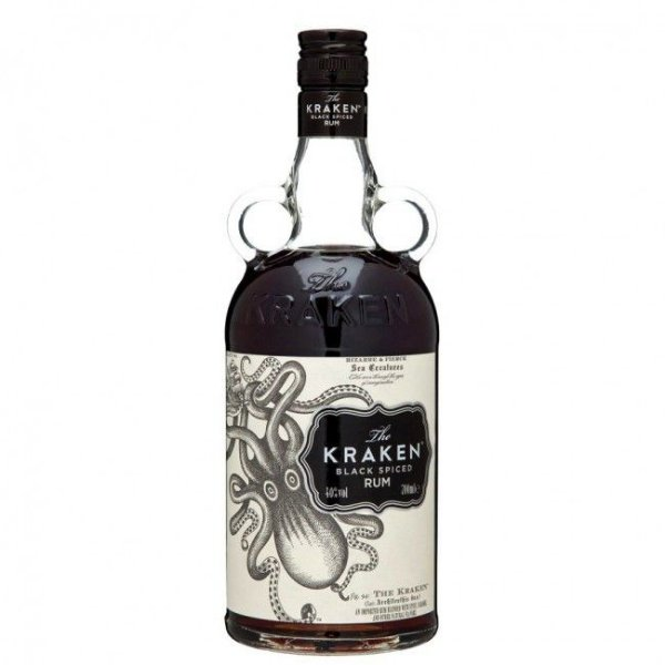 KRAKEN BLACK SPICED 750ML