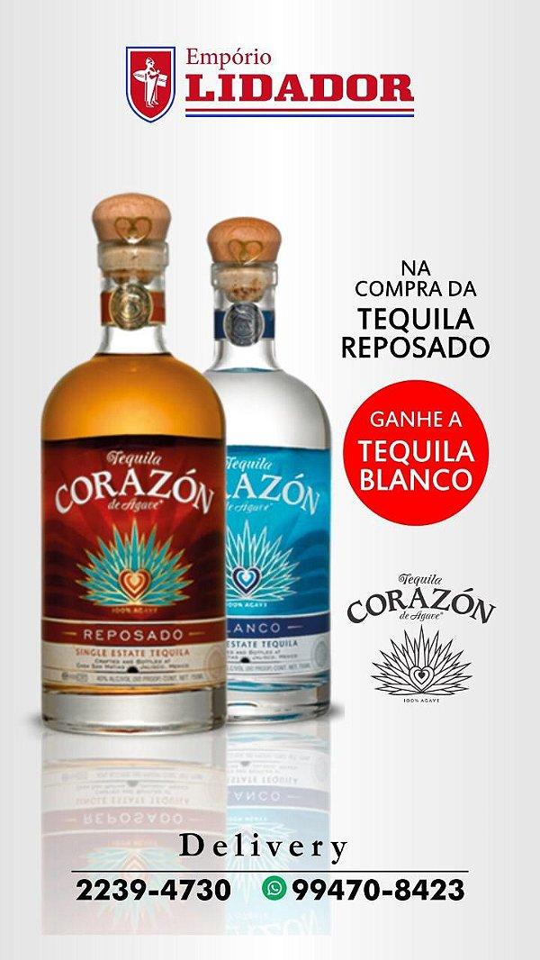 CORAZON REPOSADO TEQUILA MEXICO 750ML
