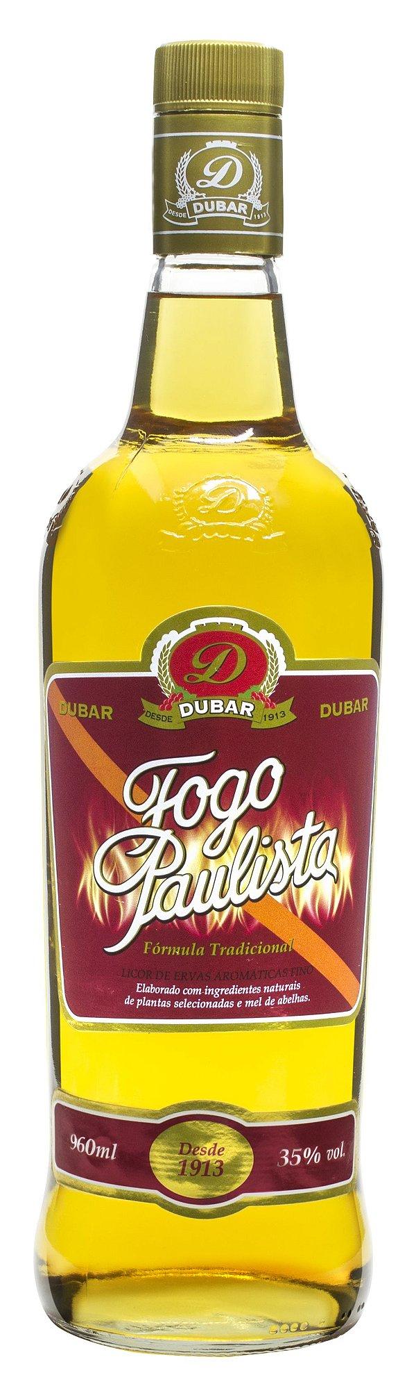 FOGO PAULISTA DUBAR 960ML