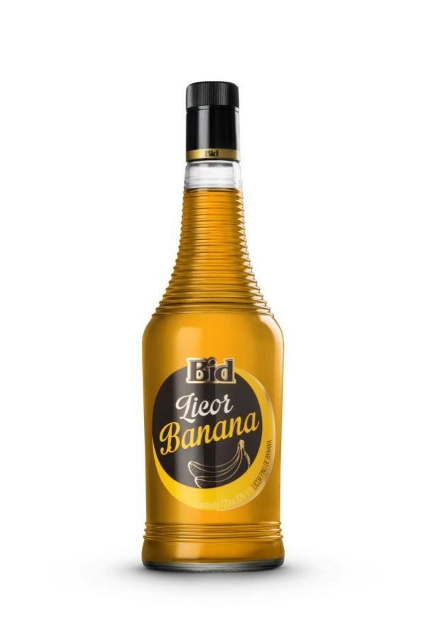 BID BANANA 720ML