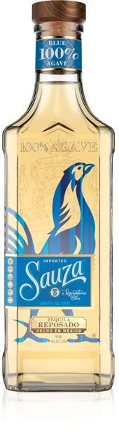 SAUZA BLUE REPOSADO 750ML