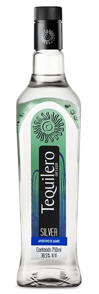 TEQUILERO SILVER 750ML