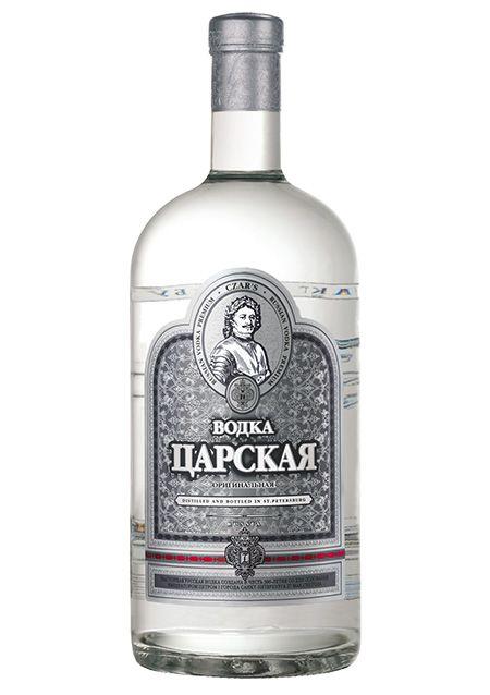 CZAR ORIGINAL VODKA RUSSA 1.750ML