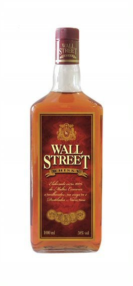 Wall Street Whisky Nacional 1L
