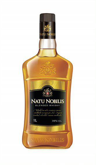 Natu Nobilis Whisky Nacional 1L