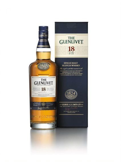 The Glenlivet Whisky Single Malt 18 anos Escocês 750ml