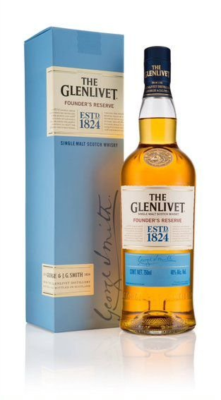 The Glenlivet Founder's Reserve Whisky Single Malt Escocês 750ml