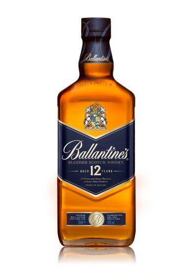 Ballantine's Whisky 12 anos Escocês 750ml