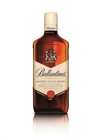 Ballantine's Finest Whisky Escocês 750ml