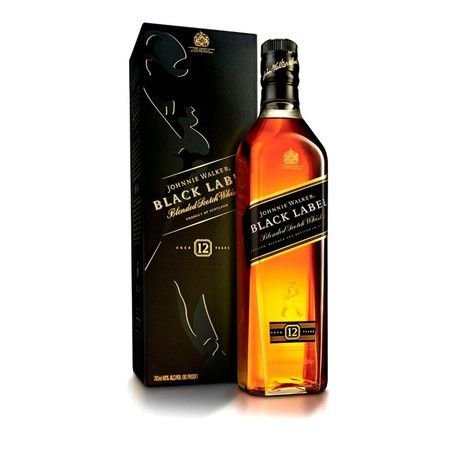 JOHNNIE WALKER BLACK LABEL 1000ML