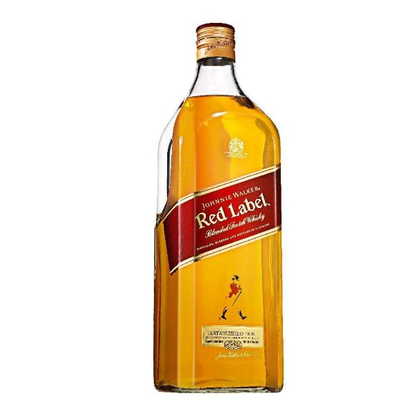 JOHNNIE WALKER RED LABEL 1.750ML