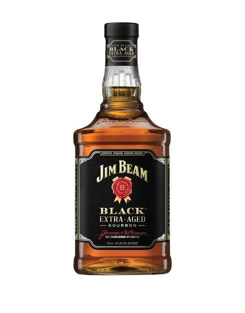 JIM BEAM BLACK 1000ML