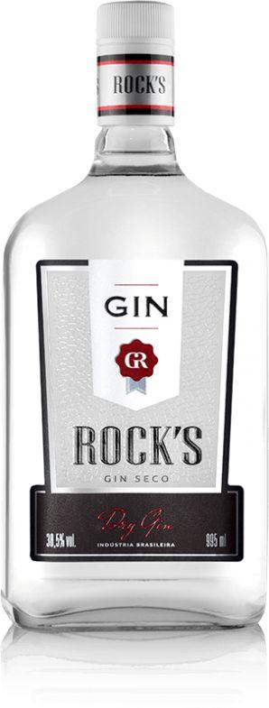 ROCK´S gin nacional 995ML