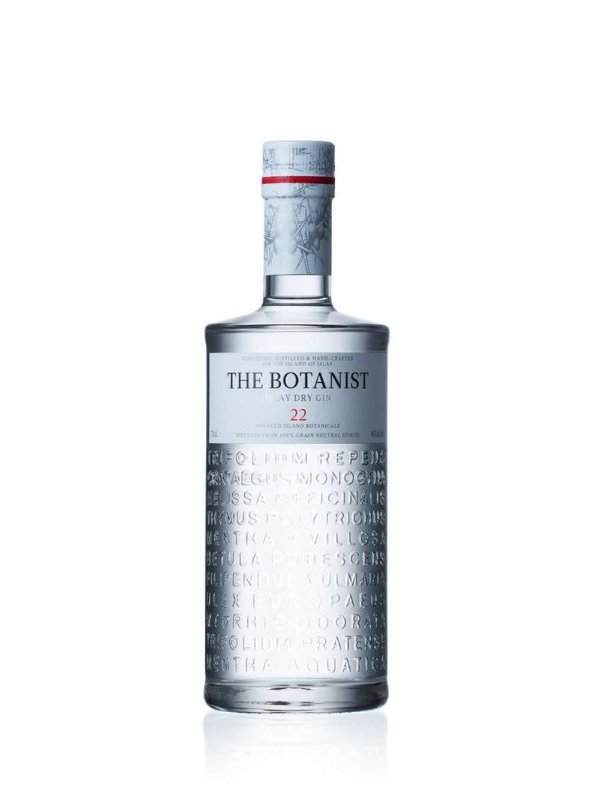 THE BOTANIST ISLAY DRY GIN SCOTH 700ML