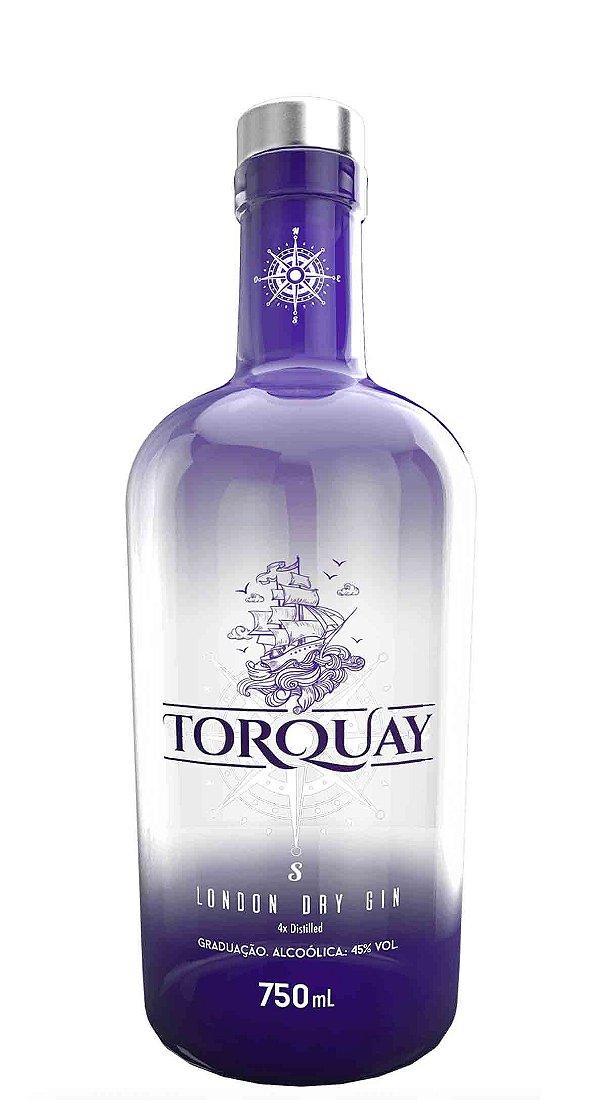 TORQUAY GIN NACIONAL 750ML
