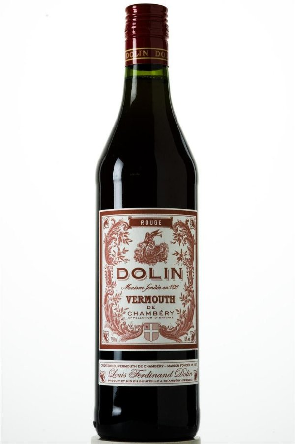DOLIN ROUGE VERMOUTH FRANCÊS TINTO 750ML