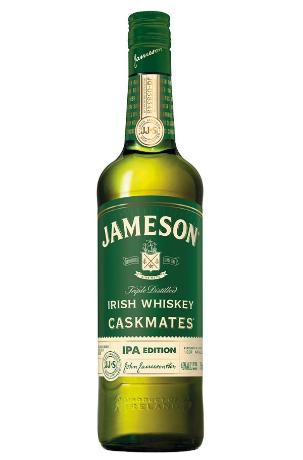 JAMESON CASKMATES IPA EDITION WHISKEY IRLANDES 750ML