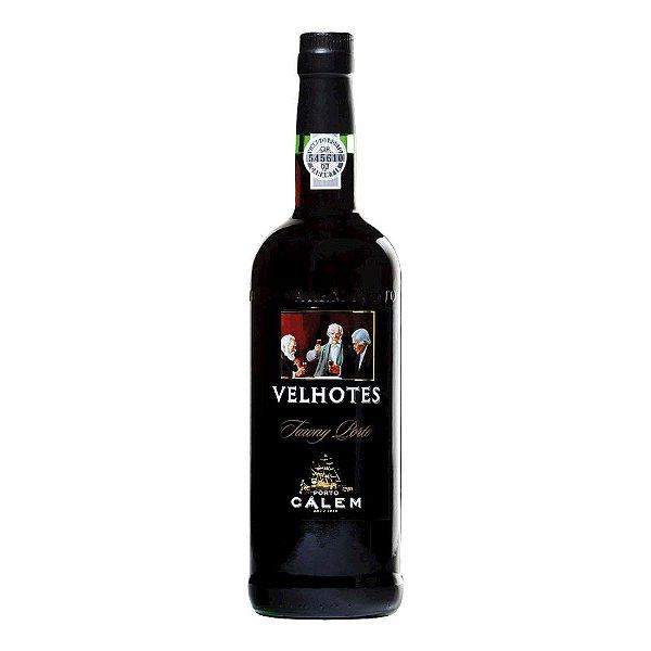 CALEM VELHOTES PORTO TAWNY VINHO PORTUGUES 750ML