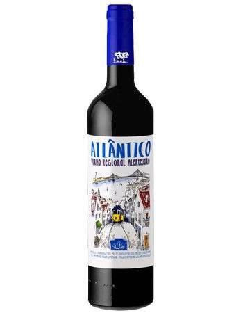 ATLANTICO  TINTO VINHO PORTUGUES ALENTEJO 750ML