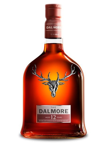 DALMORE 12 ANOS SINGLE MALT SCOTCH WHISKY ESCOCES 700ML