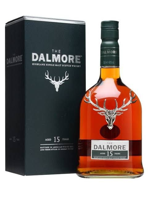 DALMORE 15 ANOS 700ML