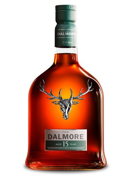 DALMORE 15 SINGLE MALT SCOTCH WHISKY 700ML