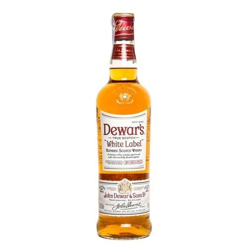 DEWARS WHITE LABEL WHISKY ESCOCÊS 750ML