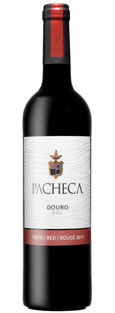 PACHECA DOURO DOC VINHO PORTUGUES TINTO 750ML