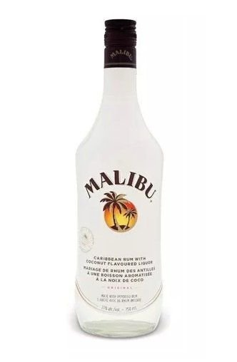MALIBU RUM C/COCO CARIBENHO 750ML