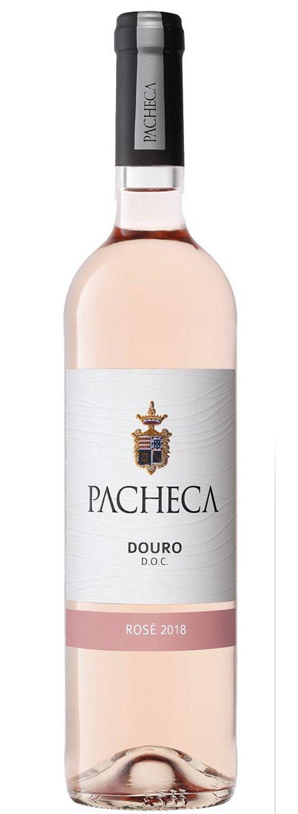 PACHECA DOURO DOC VINHO PORTUGUES ROSE 750ml