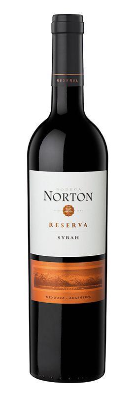 NORTON RESERVA SYRAH VINHO ARGENTINO TINTO 750ML