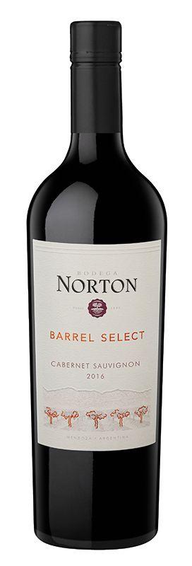 NORTON BARREL SELECT CABERNET SAUVIGNON VINHO ARGENTINO TINTO 750ML