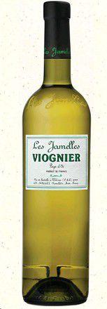LES JAMELLES VIOGNIER VINHO FRANCES BRANCO 750ML