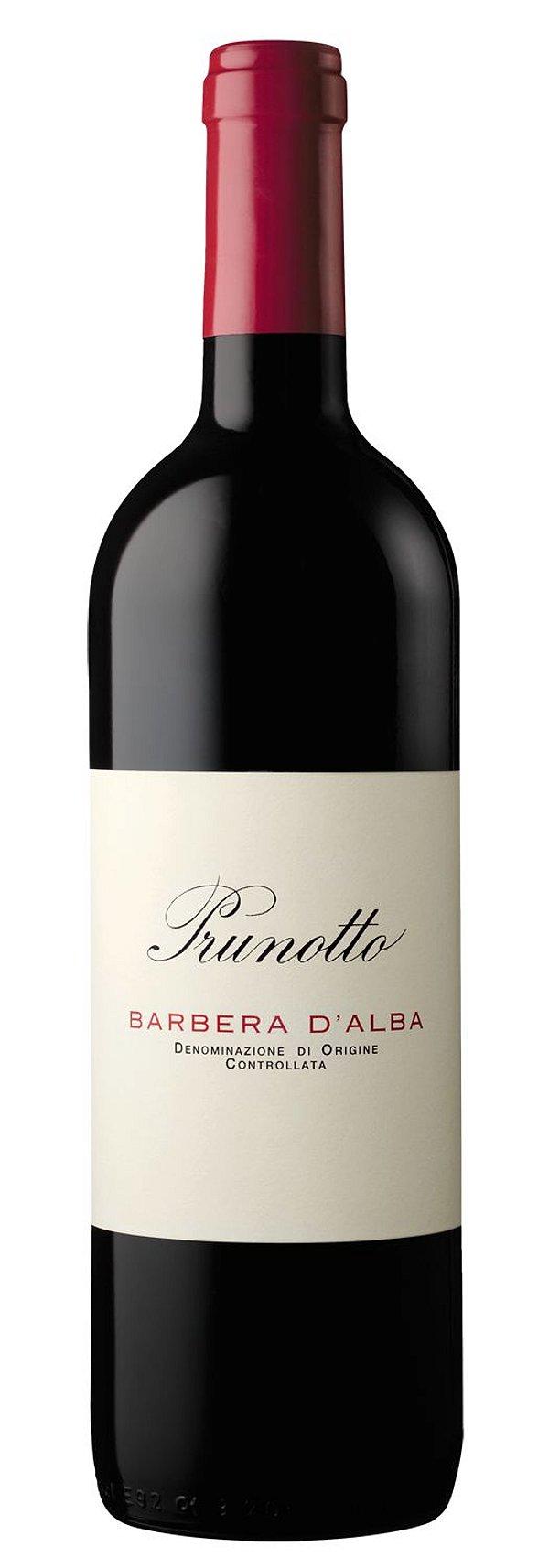 BARBERA D´ALBA PRUNOTTO VINHO ITALIANO TINTO 750ML