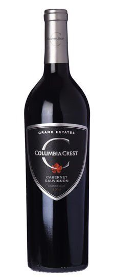 COLUMBIA CREST GRAND ESTATES CABERNET SAUVIGNON VINHO USA TINTO 750ML