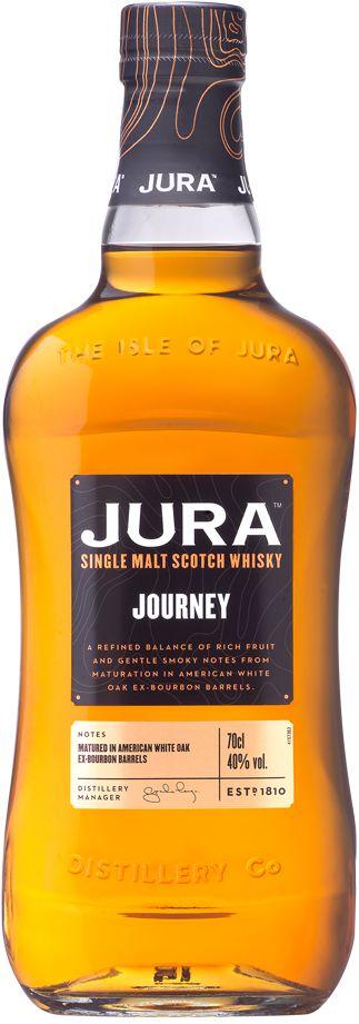JURA JOURNEY WHISKY SINGLE MALT ESCOCES 700ML