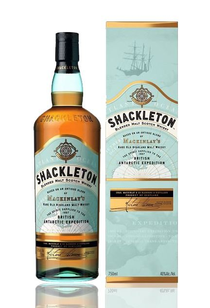SCHACKLETON BLENDED MALT SCOTH WHISKY 700ML