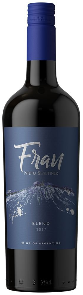 FRAN BLEND NIETO SENETINER VINHO ARGENTINO TINTO 750ML