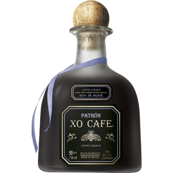 PATRON XO CAFE LICOR MEXICANO 750ML