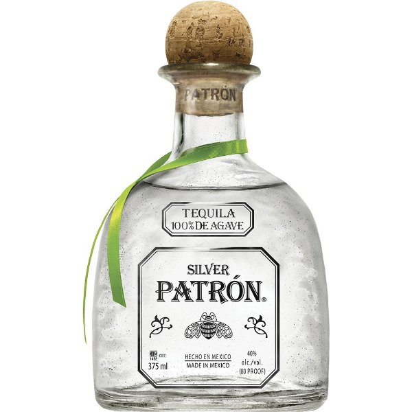 PATRON SILVER TEQUILA MEXICANA 750ML