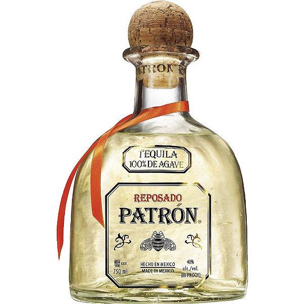 PATRON REPOSADO TEQUILA MEXICANA 750ML