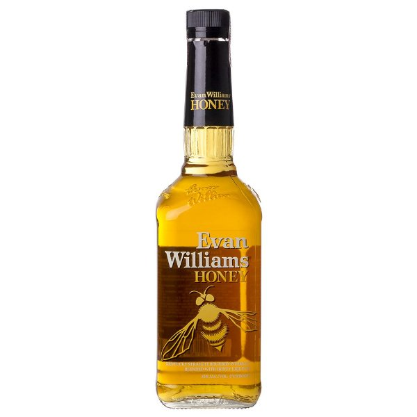 EVAN WILLIAMS HONEY LICOR USA 750 ML