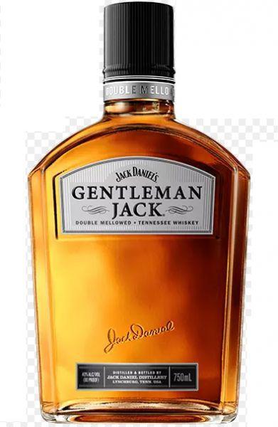 JACK DANIELS GENTLEMAN JACK WHISKEY AMERICANO 1LITRO
