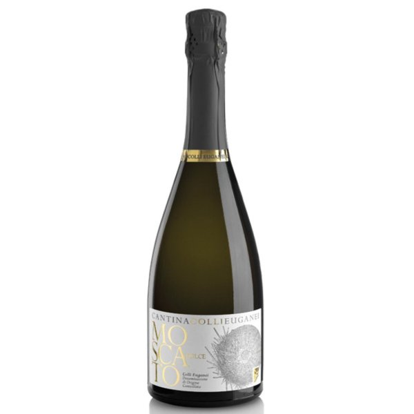 COLLI EUGANEI MOSCATO DOCE ESPUMANTE ITALIANO 750ML