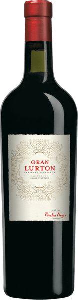 GRAN LURTON PIEDRA NEGRA ASSEMBLAGE VINHO ARGENTINO TINTO 750ML